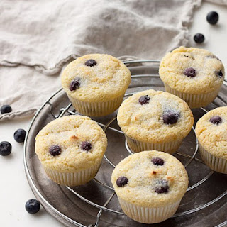 Blueberry Muffins – Low Carb and Gluten Free.