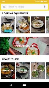 Soup Recipes – Soup Cookbook app 6