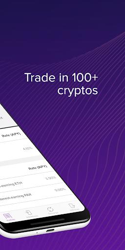 Abra Bitcoin Crypto Wallet Buy Trade Earn Interest Apk 2