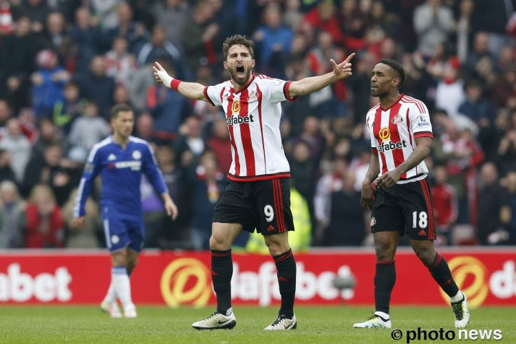 Sunderland renverse Chelsea et sort de la zone rouge, Man U enfonce Norwich
