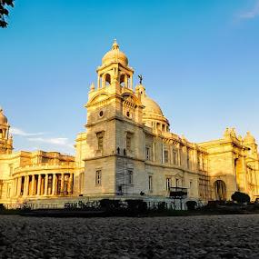 Pride of Kolkata  by Swati Mukherjee - Buildings & Architecture Public & Historical