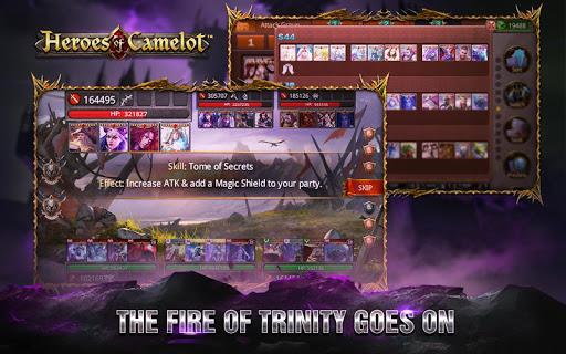 Heróis de Camelot