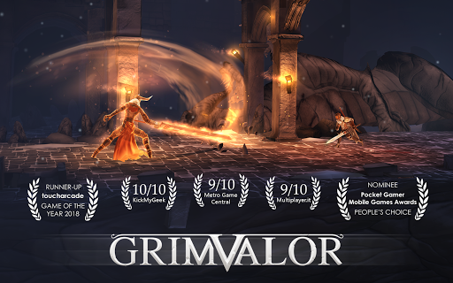 Grimvalor 1.1.0 screenshots 17