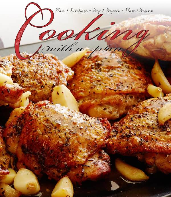 Awesome Baked Garlic & Chicken Recipe