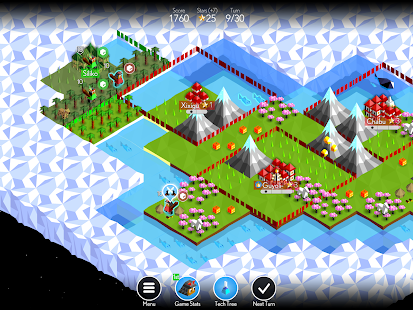 The Battle of Polytopia- screenshot thumbnail