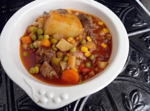 """Click Here for Recipe: Italian Stew """"Such a hearty dish! This is..."""