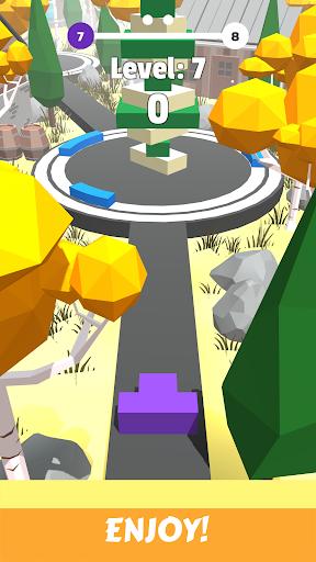 Stacky Tower Breaker: Fire Shooting Stack Ball 3D 2.6 screenshots 8