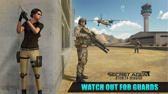 Secret Agent Stealth Mission - Combat Control - náhled
