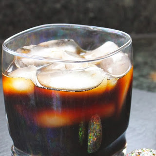 Homemade Kahlua.