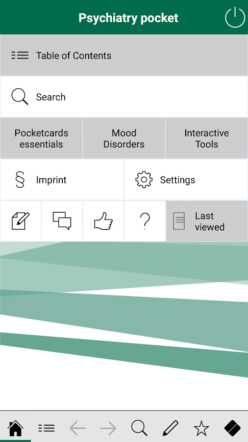 Psychiatry pocket- screenshot