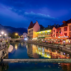 Annecy by Alessandro Scacchetti - Buildings & Architecture Public & Historical