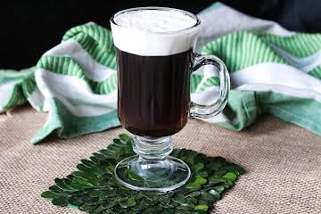 Authentic Irish Coffee
