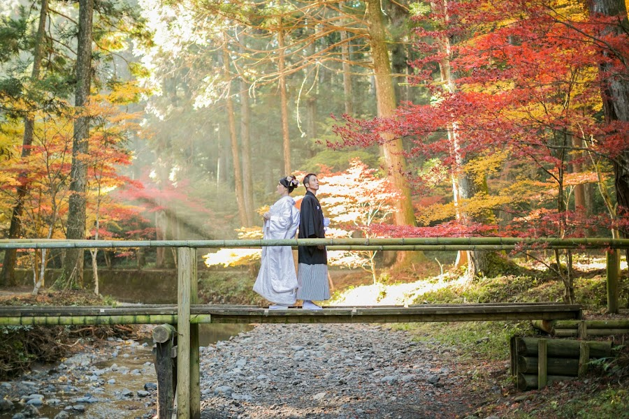 Svadobný fotograf Yuki Fujita (0529yuuki). Fotografia publikovaná 09.09.2018