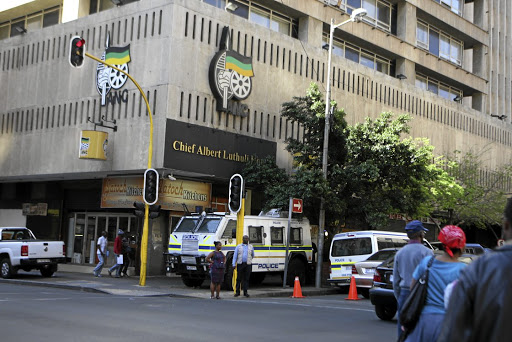 'Ghost workers' behind ANC's struggle to pay employees