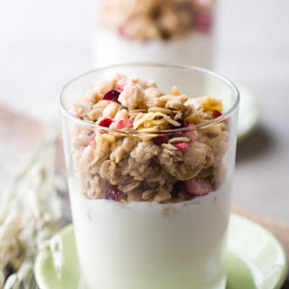 Low Carb Low Fat Granola