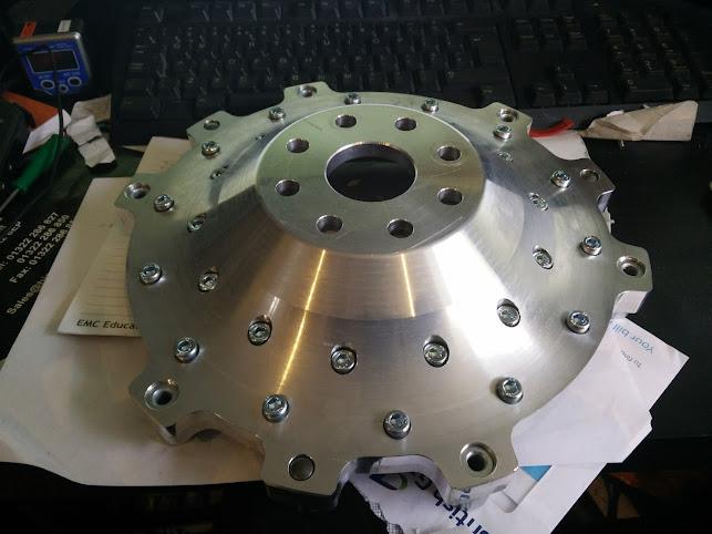 Gearbox   Druids GT40 Build Log