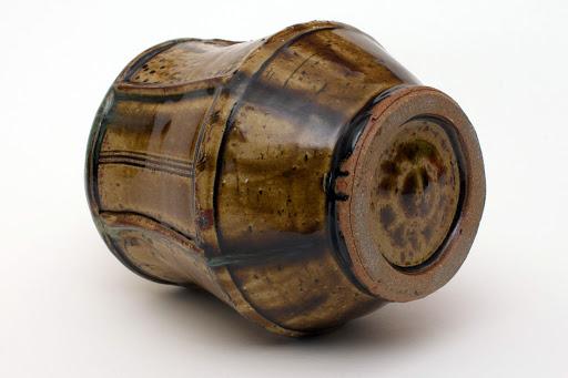Mike Dodd Ceramic Bottle 04