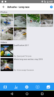 whitewater.guide- screenshot thumbnail