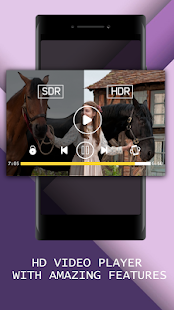 HD video player: All format hd video player for PC-Windows 7,8,10 and Mac apk screenshot 3