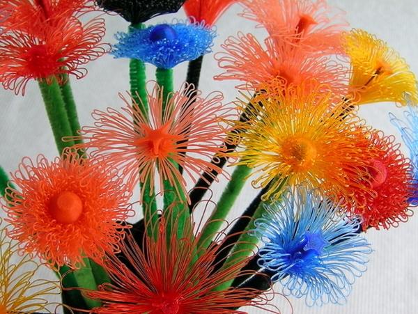 3D Print Soften 3D модель - Цветы
