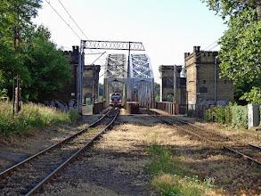 Photo: EN57-2078, Bydgoszcz Główna - Toruń Wschodni {Toruń Miasto; 2013-07-08}