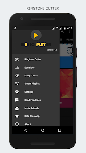 Augustro Music Player Screenshot