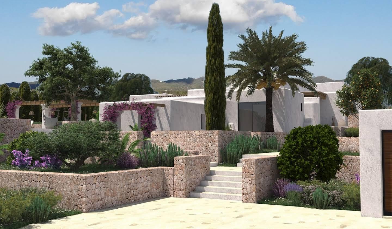Maison avec piscine et terrasse Can Pep Simó