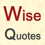 Wise Quotes Icon