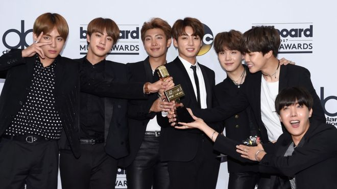 bts bbma first win