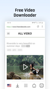 Free VPN Proxy Video Download Browser for Android. 2