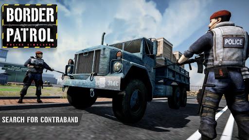 Border Patrol Police Game- Border Force Simulator 1.2 screenshots 8