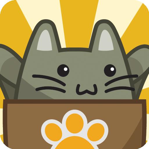 街机のフードアドベンチャー(猫フード英雄の誕生) LOGO-記事Game