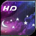 Shiny Nebula Galaxy Background icon