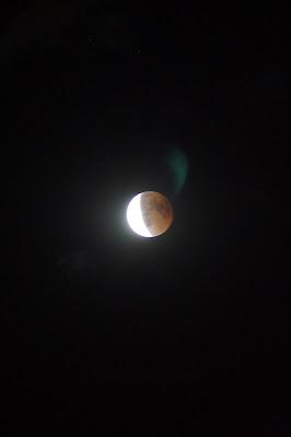 Eclissi lunare, estate 2018 di Astrik