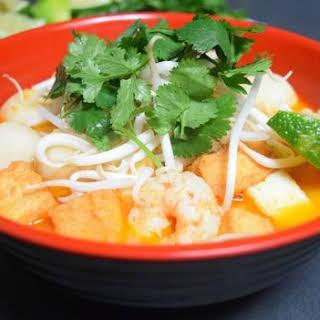 Malaysian Curry Laska.