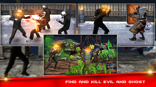 Ghost Fight - Fighting Games 1.05 screenshots 3