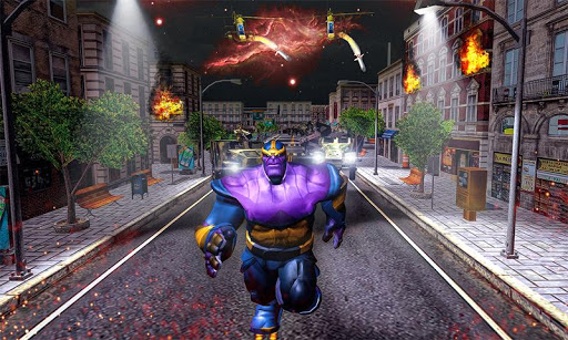 Super Monster Thanos Battle - City Fighting Game 1.1 2