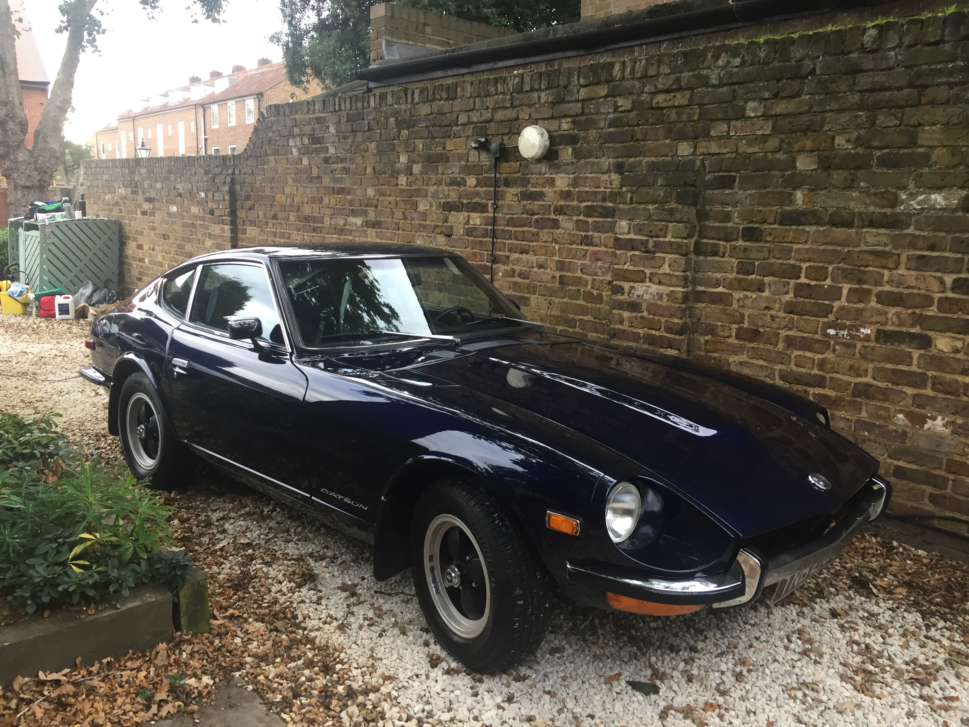 Datsun 240z Hire London