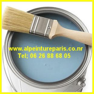 entreprise de peinture boulogne billancourt, peintre en bâtiment à boulogne, peinture de paris à boulogne