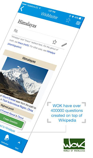 WikiMaster- Quiz to Wikipedia screenshot 16