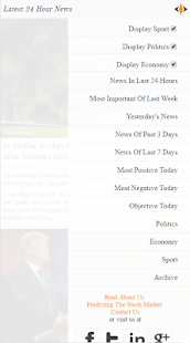 NewsInn - News Aggregator- screenshot thumbnail