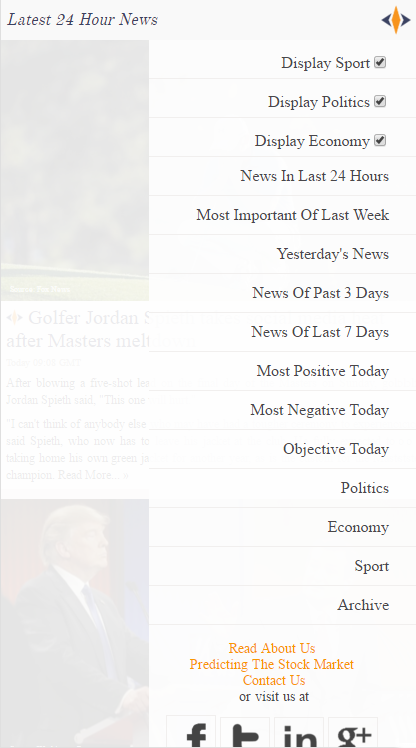 NewsInn - News Aggregator- screenshot