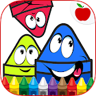 Crazy Crayons Coloring icon