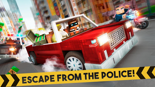 ud83dude94 Robber Race Escape ud83dude94 Police Car Gangster Chase 3.9.3 screenshots 13