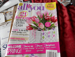 Photo: all you magazine is filled with coupons, just the ones I ct out saved 3 times the cost of the magazine