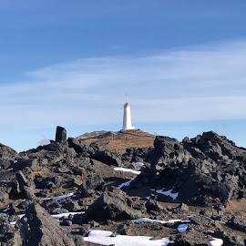 Reykjanesviti by Bjarklind Þór - Instagram & Mobile Instagram
