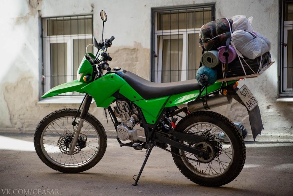 Мой Lifan 200 GY-3B