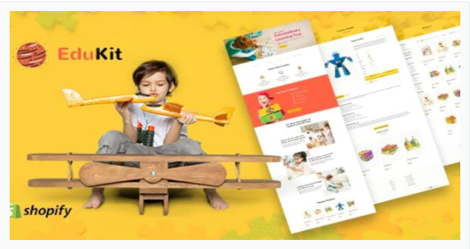 best Toys store shopify theme
