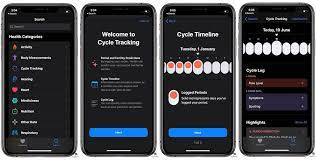 How to Set up Menstrual Cycle Tracking in Apple Health   appsntips