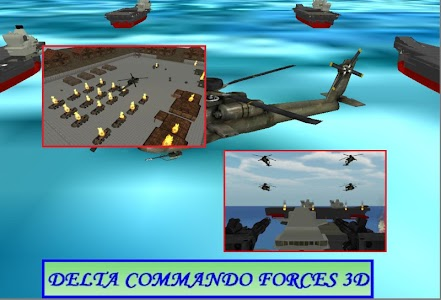 DELTA COMMANDO FORCES screenshot 0